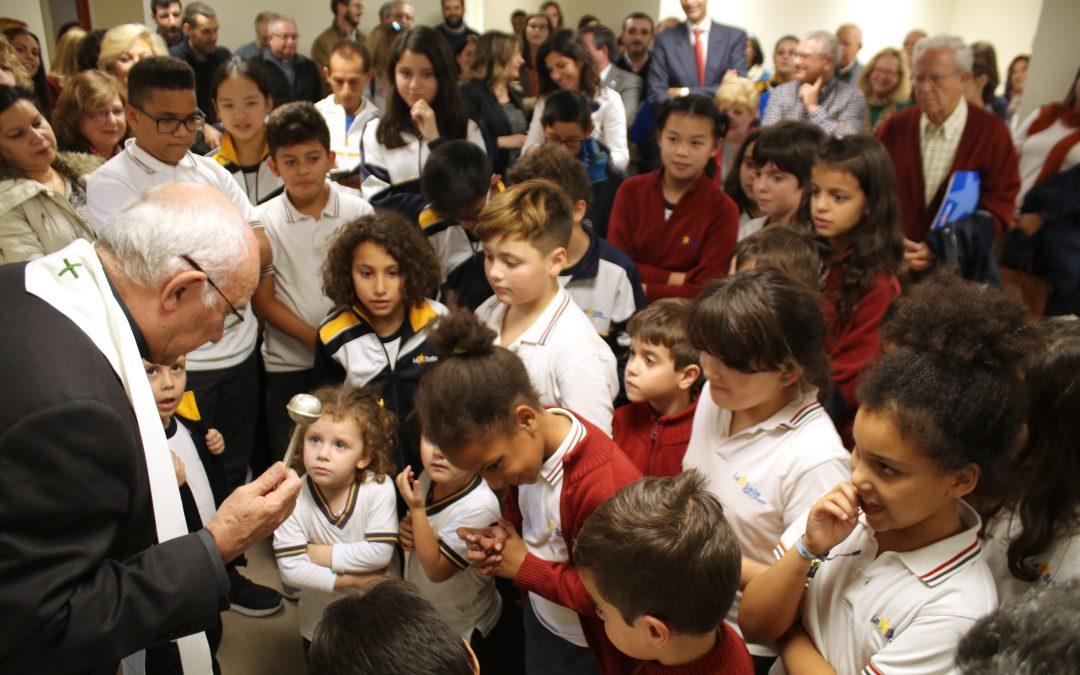 Inauguración de la Obra Socioeducativa Villena La Salle