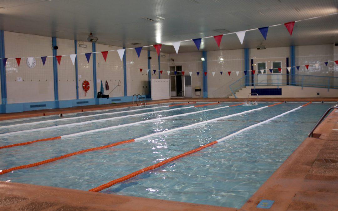Nuestra piscina está abierta con todas las medidas COVID19