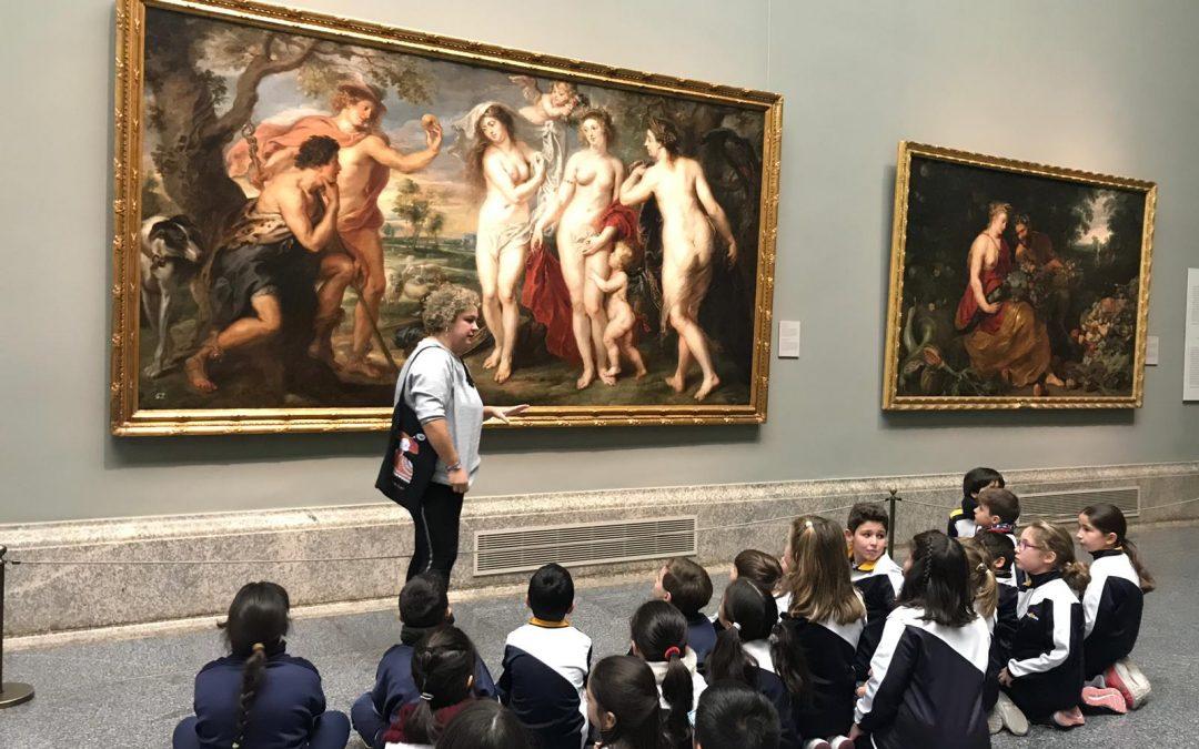 Primaria: Visitas a museos en enero de 2019.