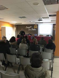 Primaria: Sesión informativa de los riesgos del mal uso de las nuevas tecnologías 2019.