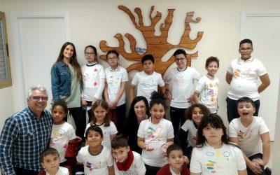 La OSE La Salle Villena celebra el Día de la Paz