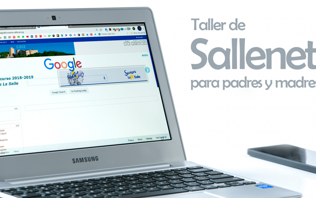 Taller SALLENET para padres y madres