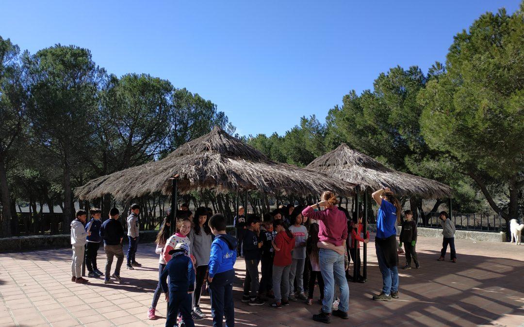 Primaria: Inmersión Lingüística 4º – ¡Explorando el campo!  (Miércoles 6 de febrero)