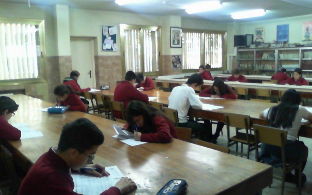 SECUNDARIA: Jóvenes matemáticos en el «Concurso de Primavera»