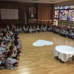 Miércoles de Ceniza 2019 en Infantil.