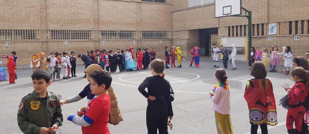Primaria: Carnaval 2019.