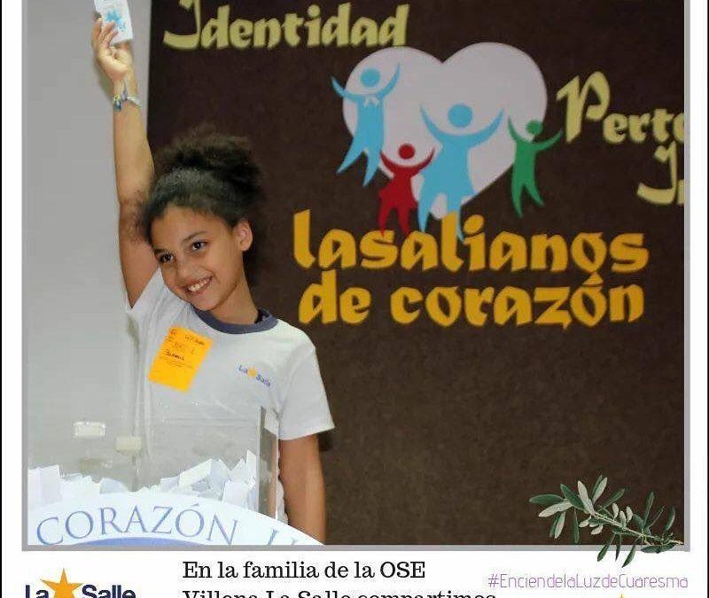 La OSE Villena La Salle en redes sociales