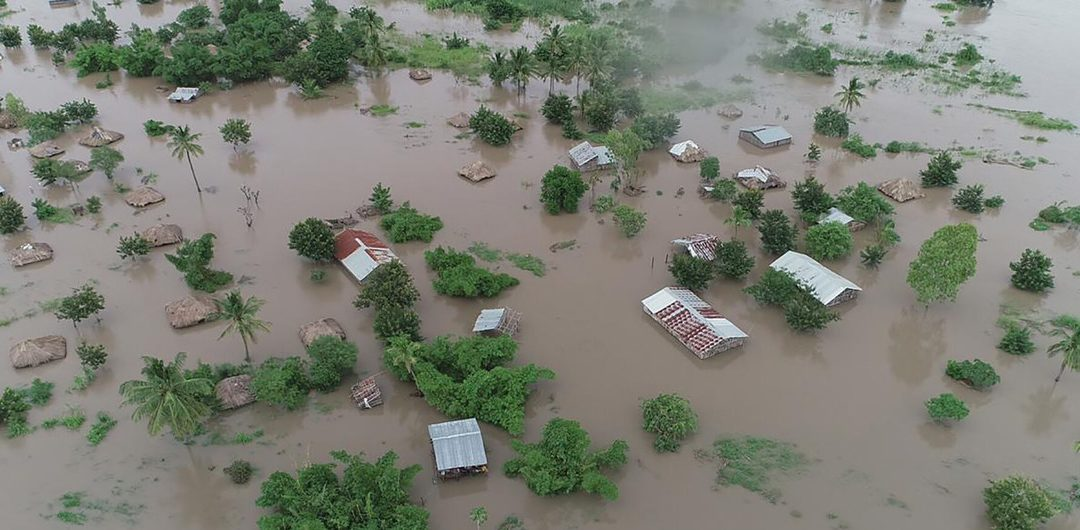 Emergencia Mozambique.