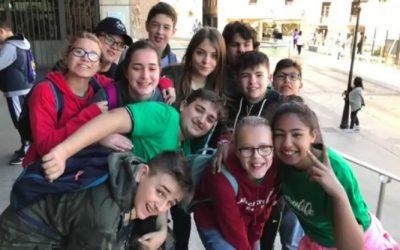 SECUNDARIA: Visita cultural a Toledo en inglés