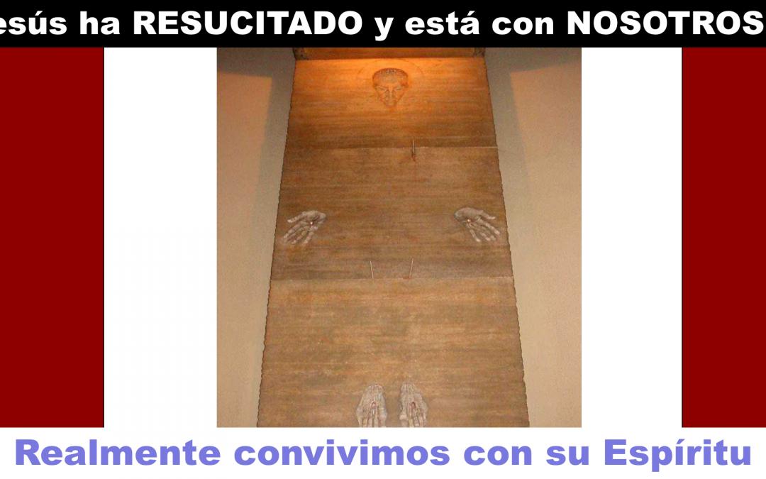 FELICES PASCUAS DE RESURRECCIÓN.