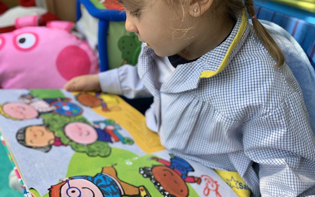 INFANTIL: Semana del libro 2019