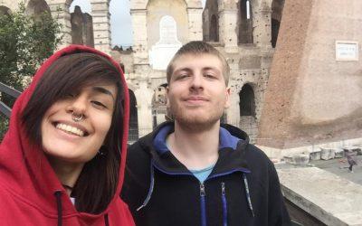 ITALIA ERASMUSPRO – Capítulo 2: «Primeros días en Roma»