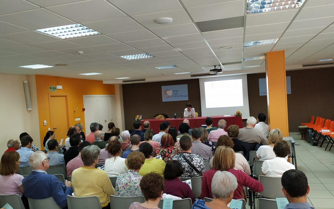 Encuentro anual de la Comunidad de Sant Egidio.