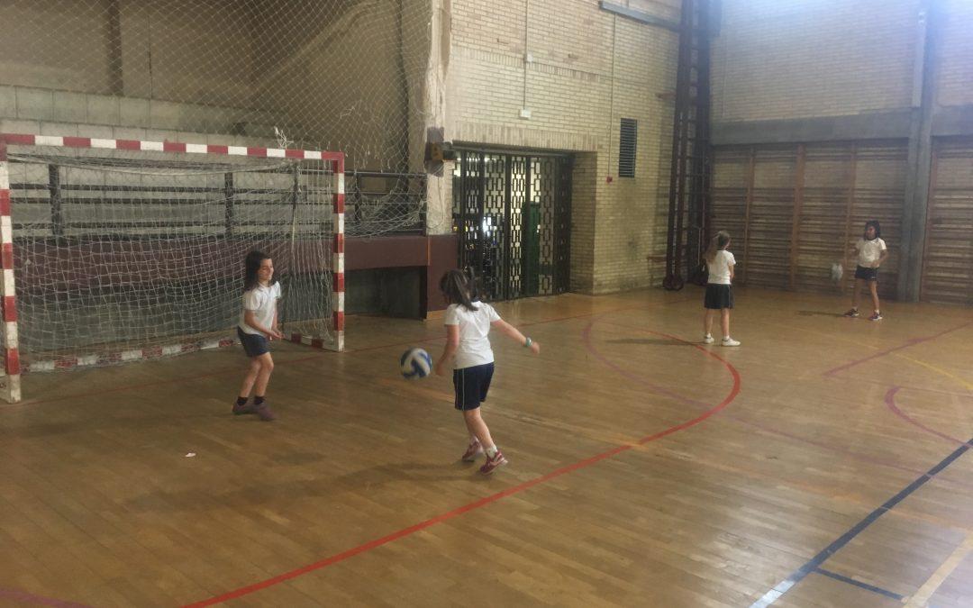 Horarios actividades deportivas 8 junio. PRIMARIA (MAÑANA)y ESO (TARDE).