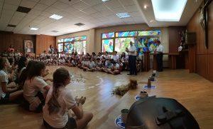 Oración final Grupos Cristianos 2019.