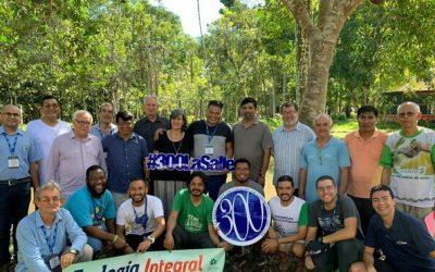 Lasallistas buscan una visión y trabajo conjunto que les haga presencia eclesial en la Pan Amazonía.