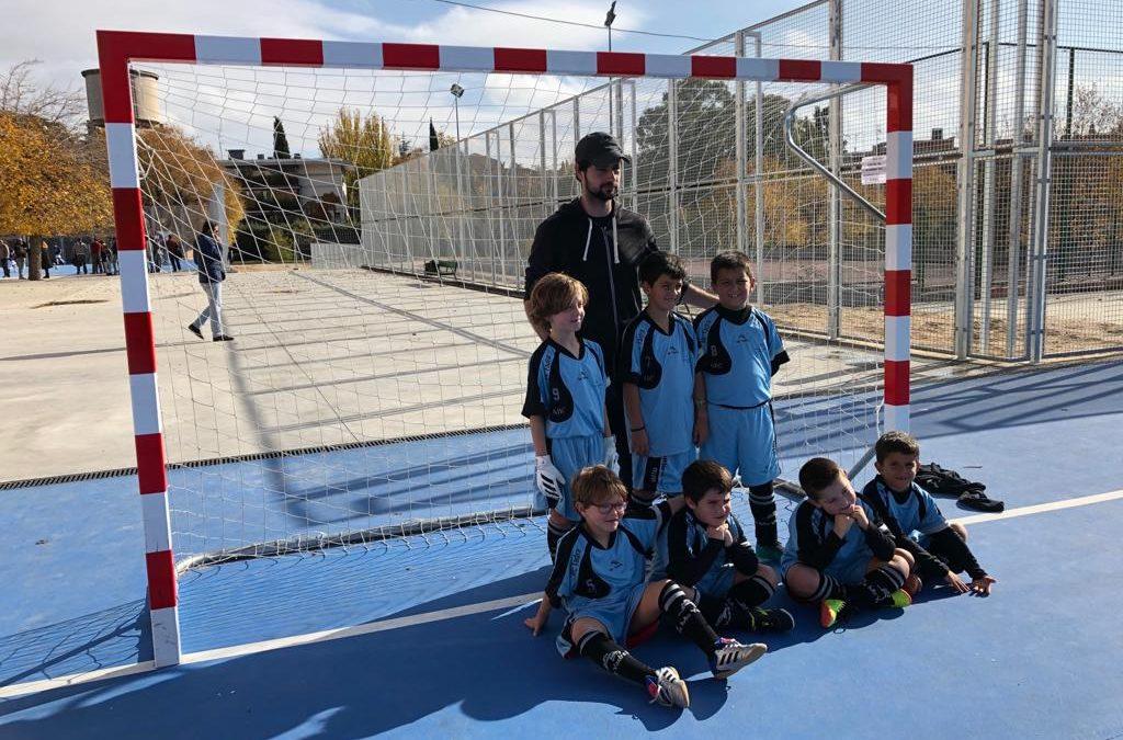 Primaria: Final Futsal Prebenjamín.