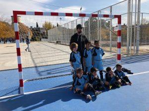 Equipo Futsal Prebenjamín