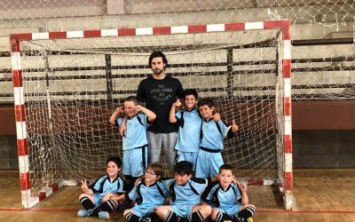 Primaria: Victoria del equipo Prebenjamín de Fútbol Sala.