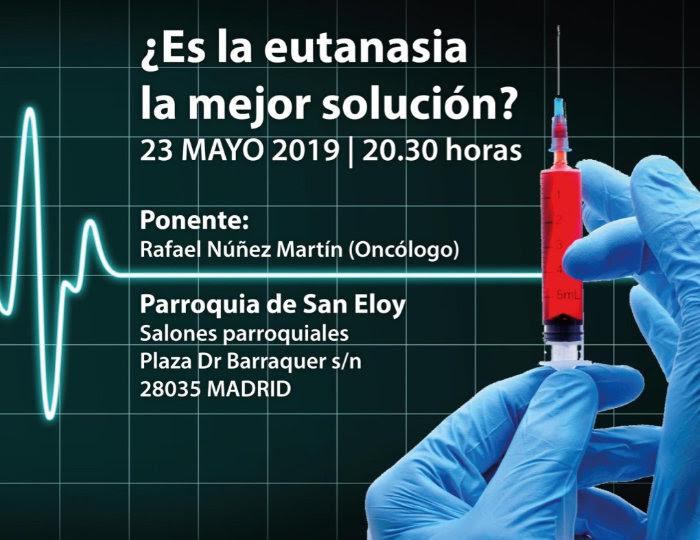 ¿Es la eutanasia la mejor solución?