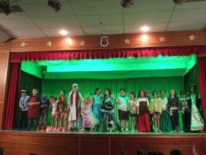 Primaria: Teatro 1er Ciclo 2019.