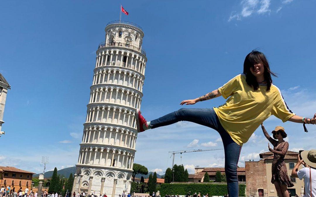 ITALIA ERASMUSPRO – Capítulo 6: «Kin encuentra trabajo en Pisa»