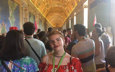 ITALIA FPB ERASMUSPRO – Capítulo 3: «Paseo por Roma»