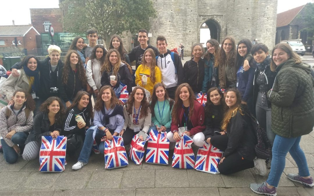 Fourth day in England. (Bachillerato)