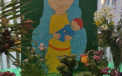 INFANTIL: Mayo, mes de María