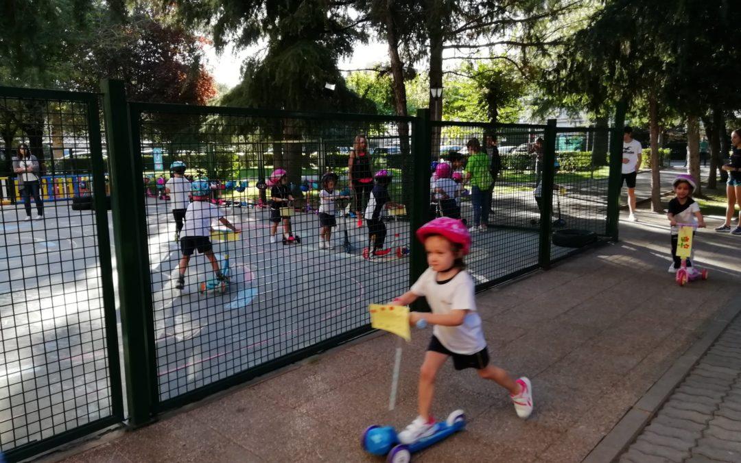 Dia del deporte escolar 2019
