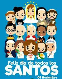 Día de todos los Santos.