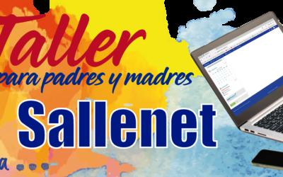 TALLER PARA FAMILIAS: Sallenet