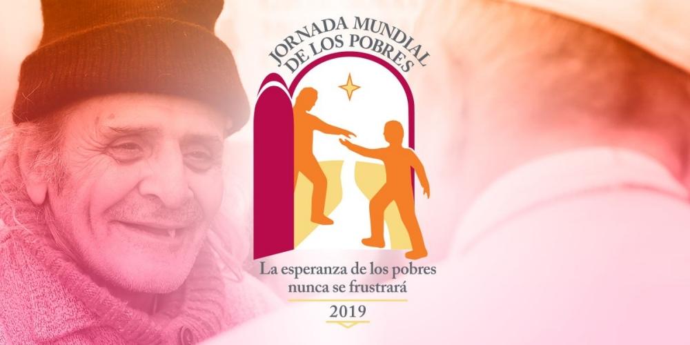 III Jornada Mundial de los pobres.