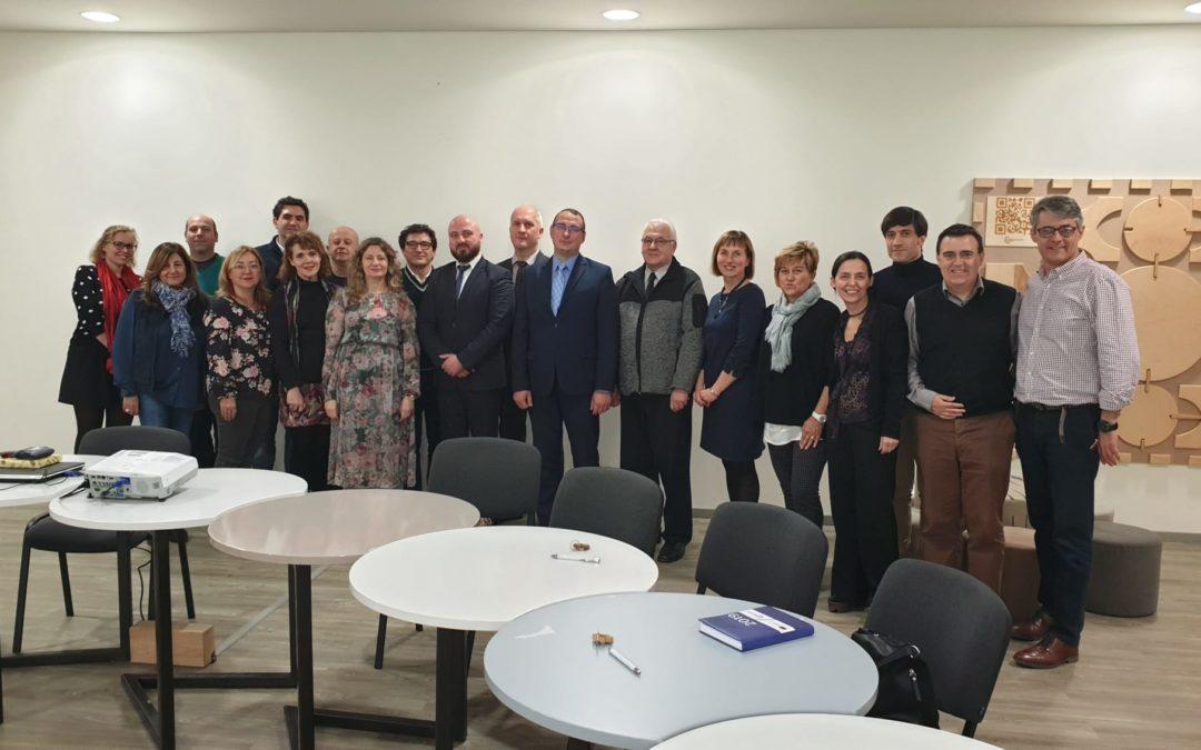 VISITAS A CENTROS DE FORMACIÓN PROFESIONAL Y EMPRESAS EN LITUANIA