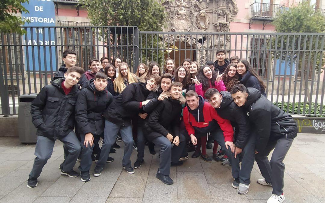 ESO: Madrid Galdosiano
