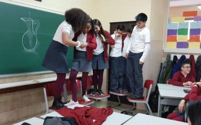 SECUNDARIA: Charla – dinámicas contra el ACOSO ESCOLAR