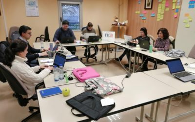 N.C.A. Y EL EQUIPO CONFIANZA DE EDUCACIÓN INFANTIL