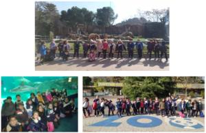 Visita al Zoo de Madrid 2020