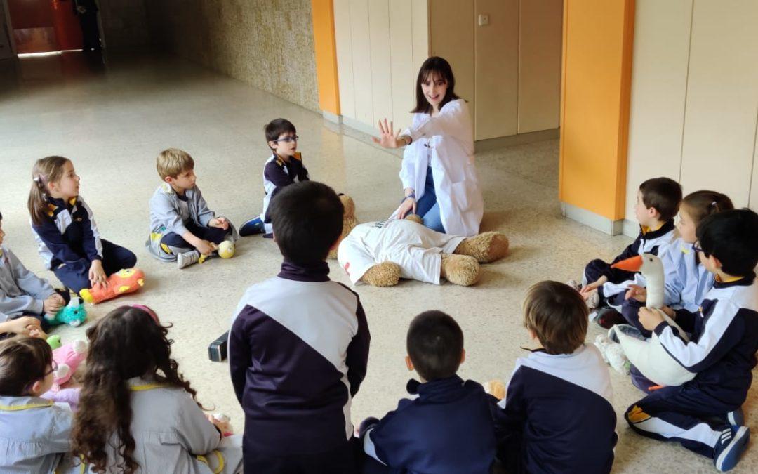 Infantil: Hospital de Ositos