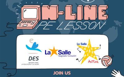 ¡La Salle Activa os anima a participar en este evento!