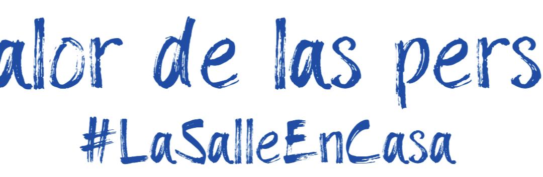 LA SALLE EN CASA