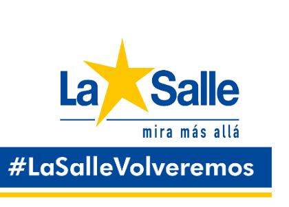 Vídeo #LASALLEVOLVEREMOS