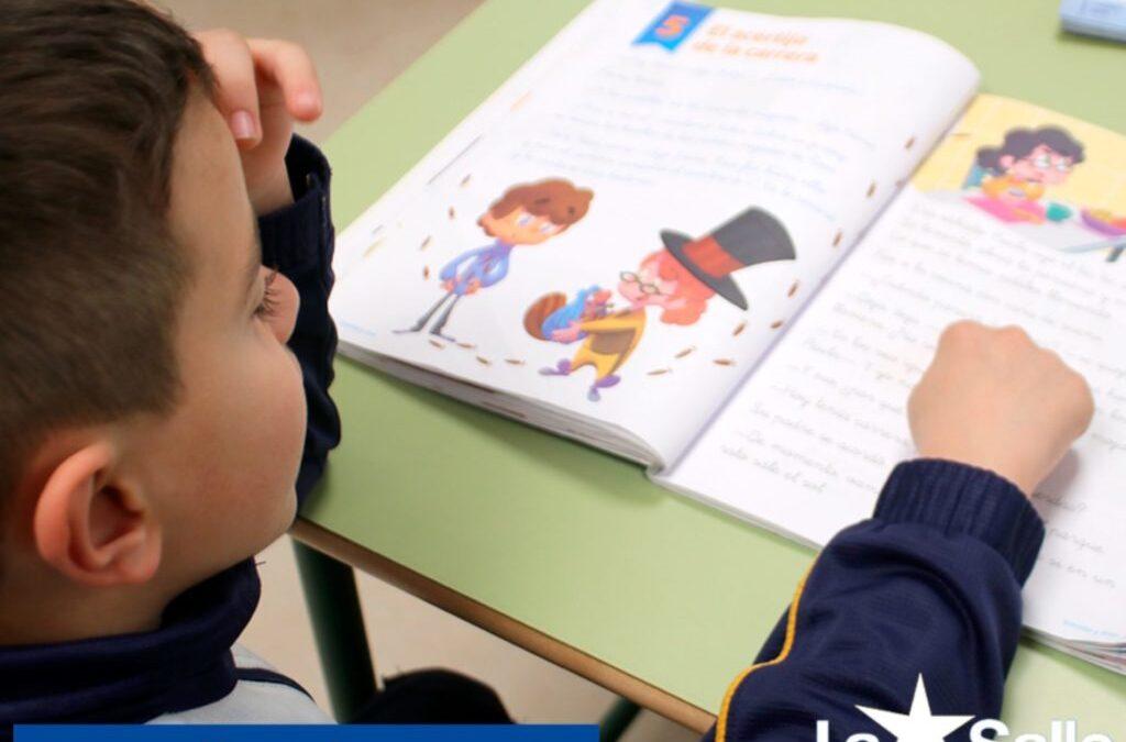 VOLVEREMOS para acompañarte en tu aprendizaje. #Imagina #LaSalleVolveremos