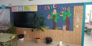 La selva NCA en clase