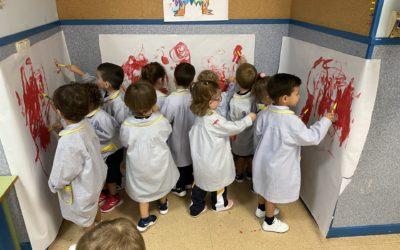 INFANTIL: CONOCIÉNDONOS Y APRENDIENDO (3 AÑOS)