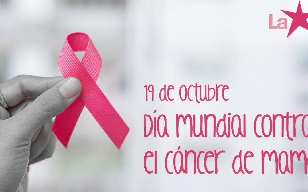 Día mundial del Cáncer de mama 2020.