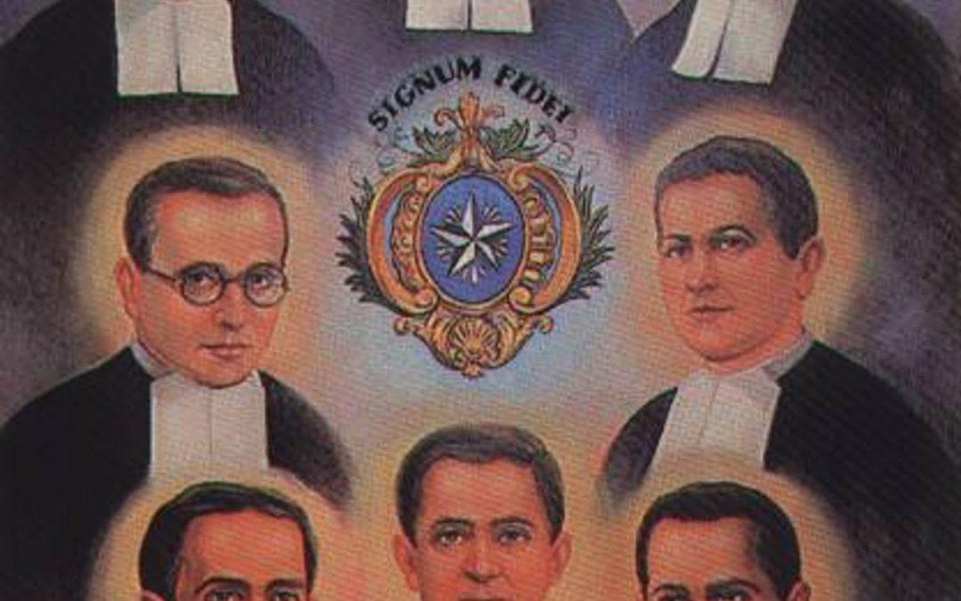 Mártires de Turón: 9 de octubre de 1934
