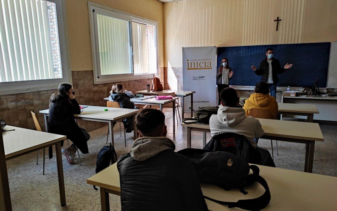 Fundación Rafael Del Pino. Reflexión de una alumna