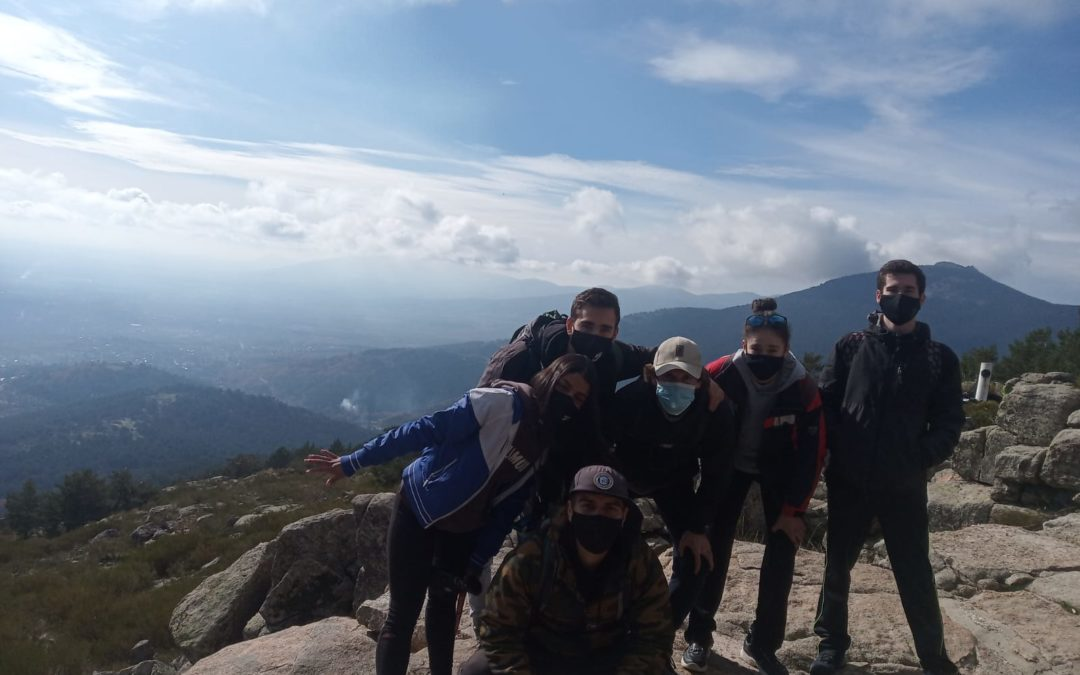 ruta montaña
