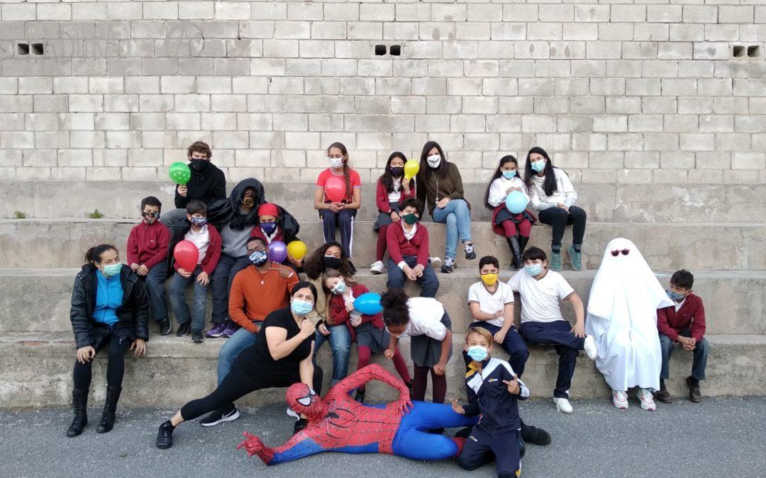 ¡Superamos el mes de Octubre en la Obra Socioeducativa Villena La Salle!